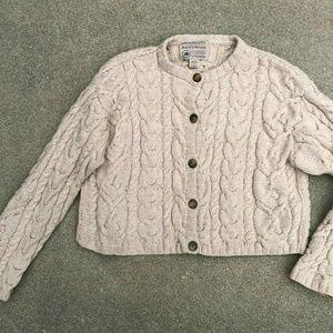 Abercrombie & Fitch VTG Handmade Cardigan Sweater